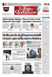 Il Fatto Quotidiano - 7 Novembre 2017