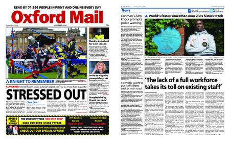 Oxford Mail – May 07, 2019