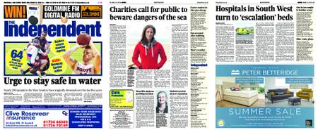Sunday Independent Plymouth – June 23, 2019