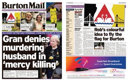Burton Mail – September 04, 2019