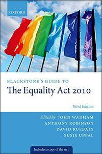 Blackstone's Guide to the Equality Act 2010, 3rd Edition