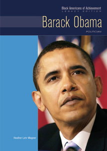 Barack Obama (Black Americans of Achievement) (repost)