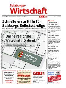 Salzburger Wirtschaft – 03. April 2020