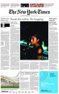 International New York Times - 16 July 2018
