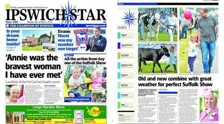 Ipswich Star – May 31, 2018