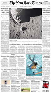 The New York Times – 20 July 2019