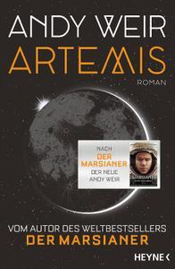 Andy Weir - Artemis: Roman (2018)