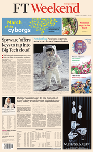 Financial Times Europe – 20 July 2019