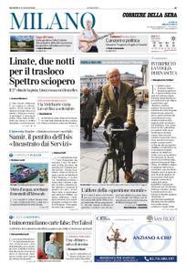 Corriere della Sera Milano – 21 luglio 2019