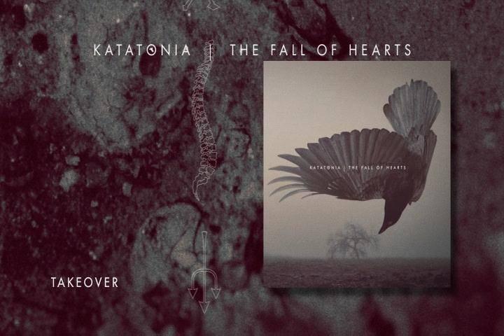 Katatonia - The Fall of Hearts (2016) [Japanese Edition, CD+DVD Audio]