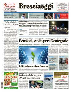 Brescia Oggi - 8 Novembre 2017