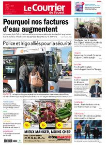 Le Courrier de l'Ouest Angers – 15 avril 2021