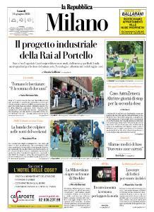 la Repubblica Milano - 14 Giugno 2021