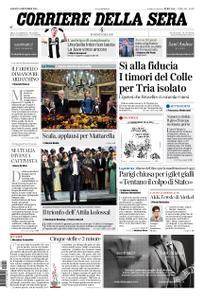 Corriere della Sera – 08 dicembre 2018