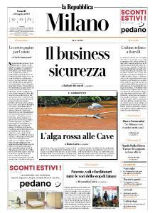 la Repubblica Milano - 22 Luglio 2019