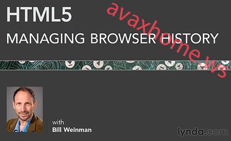 Lynda.com - HTML5: Managing Browser History