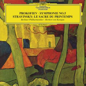Berliner Philharmoniker & Herbert von Karajan - Prokofiev / Stravinsky (1970/2017) [Official Digital Download 24/96]