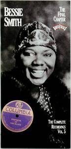 Bessie Smith - The Complete Recordings Vol. 5: The Final Chapter (1996) {2CD Set Columbia C2K 57546 rec 1931-1933}