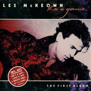 Les McKeown - It's A Game (1989) {Japan 1st Press}