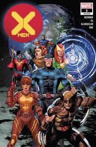 X-Men 001 2019 Digital Zone