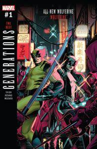 Generations - Wolverine  All-New Wolverine 001 2017 Digital Zone-Empire