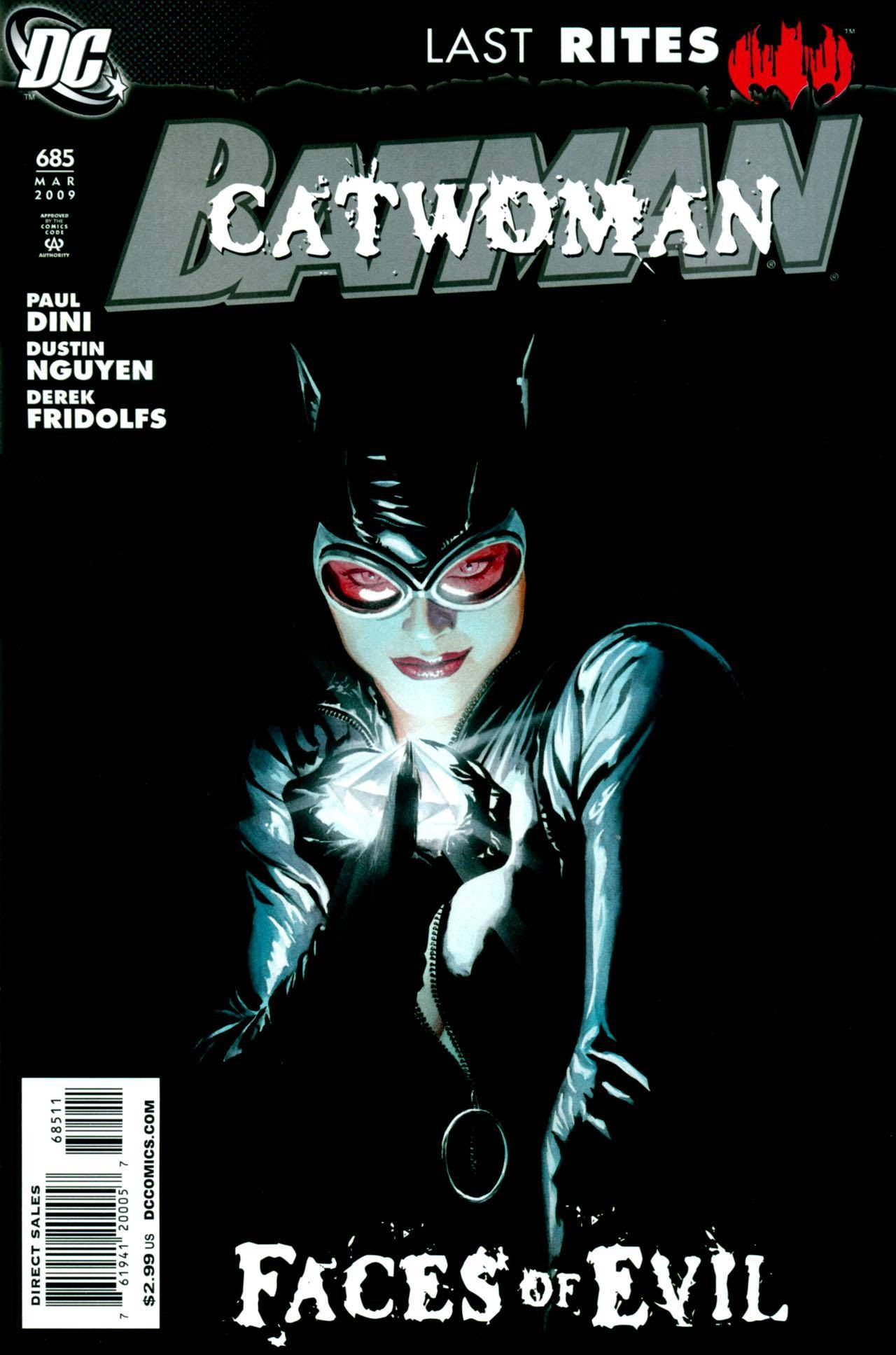 Batman 685 (2009)