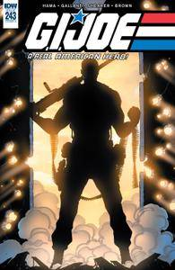 G I Joe - A Real American Hero 243 2017 Digital Thornn-Empire