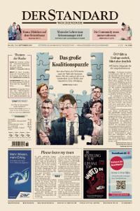 Der Standard – 07. September 2019
