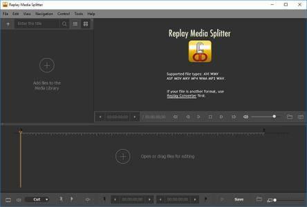 Applian Replay Media Splitter 3.0.1905.13