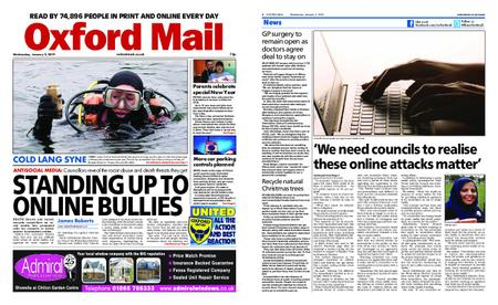 Oxford Mail – January 02, 2019