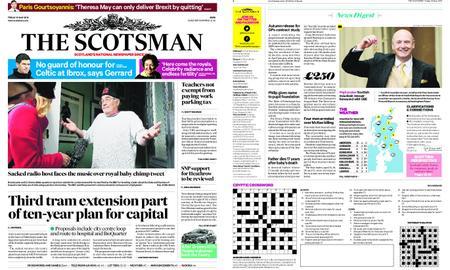 The Scotsman – May 10, 2019