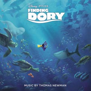 Thomas Newman - Finding Dory (Original Motion Picture Soundtrack) (2016)
