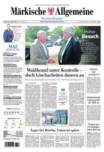 Märkische Allgemeine Westhavelländer - 27. August 2018