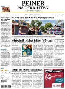 Peiner Nachrichten - 29. Juni 2018
