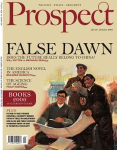 Prospect Magazine - January 2007