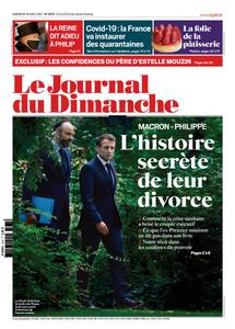 Le Journal du Dimanche - 18 avril 2021