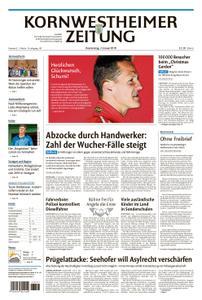 Kornwestheimer Zeitung - 03. Januar 2019