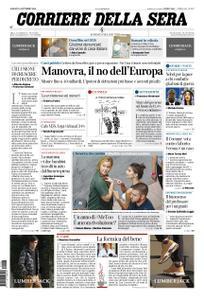 Corriere della Sera – 06 ottobre 2018