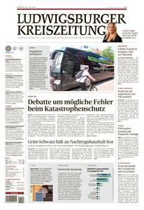Ludwigsburger Kreiszeitung LKZ - 20 Juli 2021