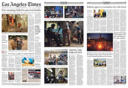 Los Angeles Times – September 12, 2020