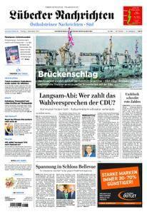 Lübecker Nachrichten Ostholstein Süd - 01. Dezember 2017