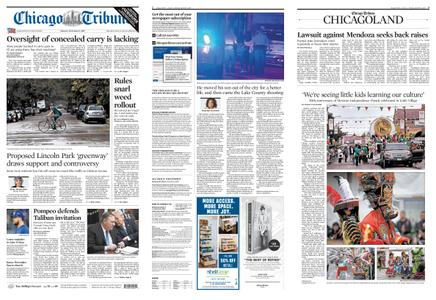 Chicago Tribune – September 09, 2019