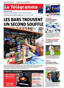 Le Télégramme Ouest Cornouaille – 20 octobre 2019