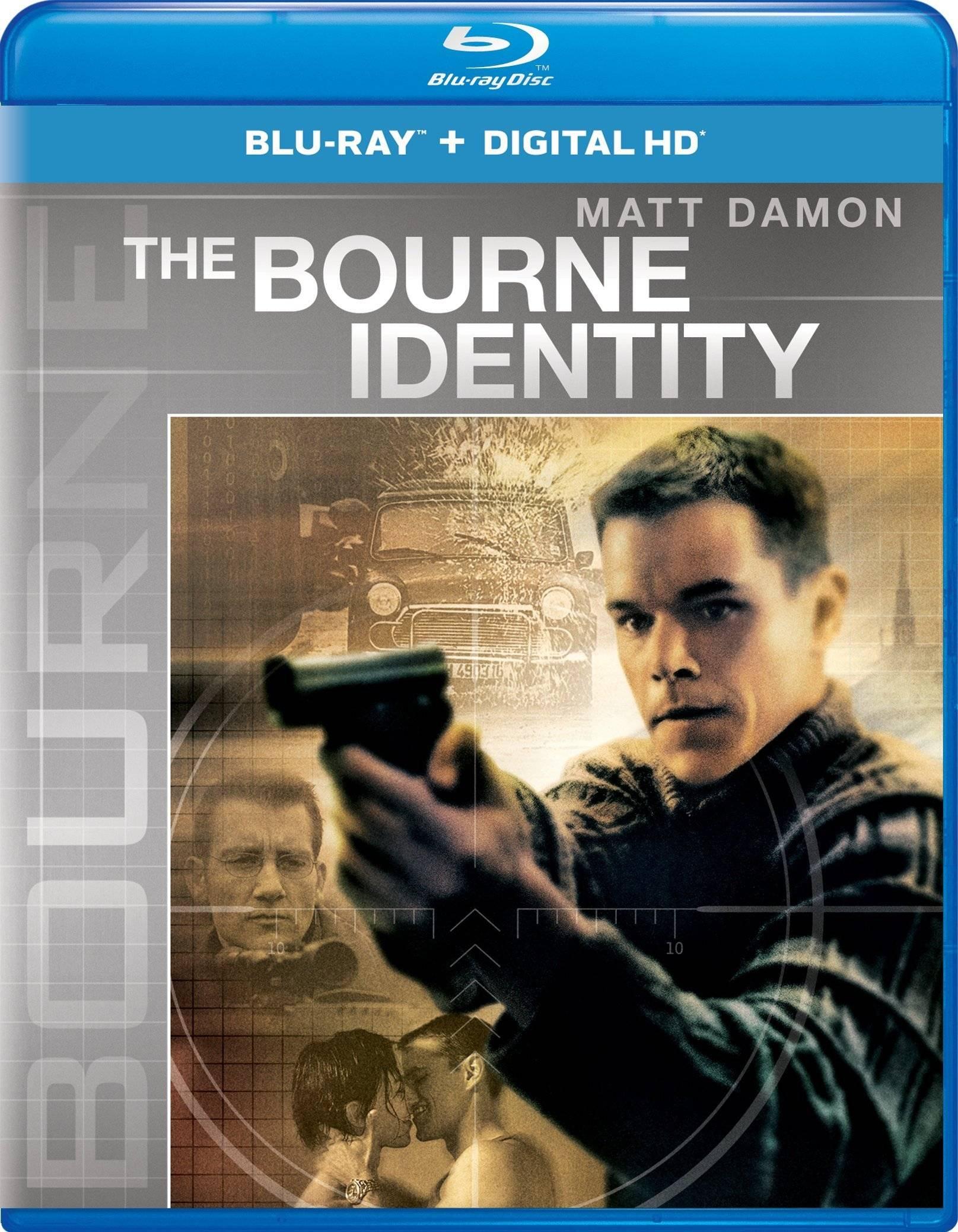 The Bourne Identity 2002 Avaxhome