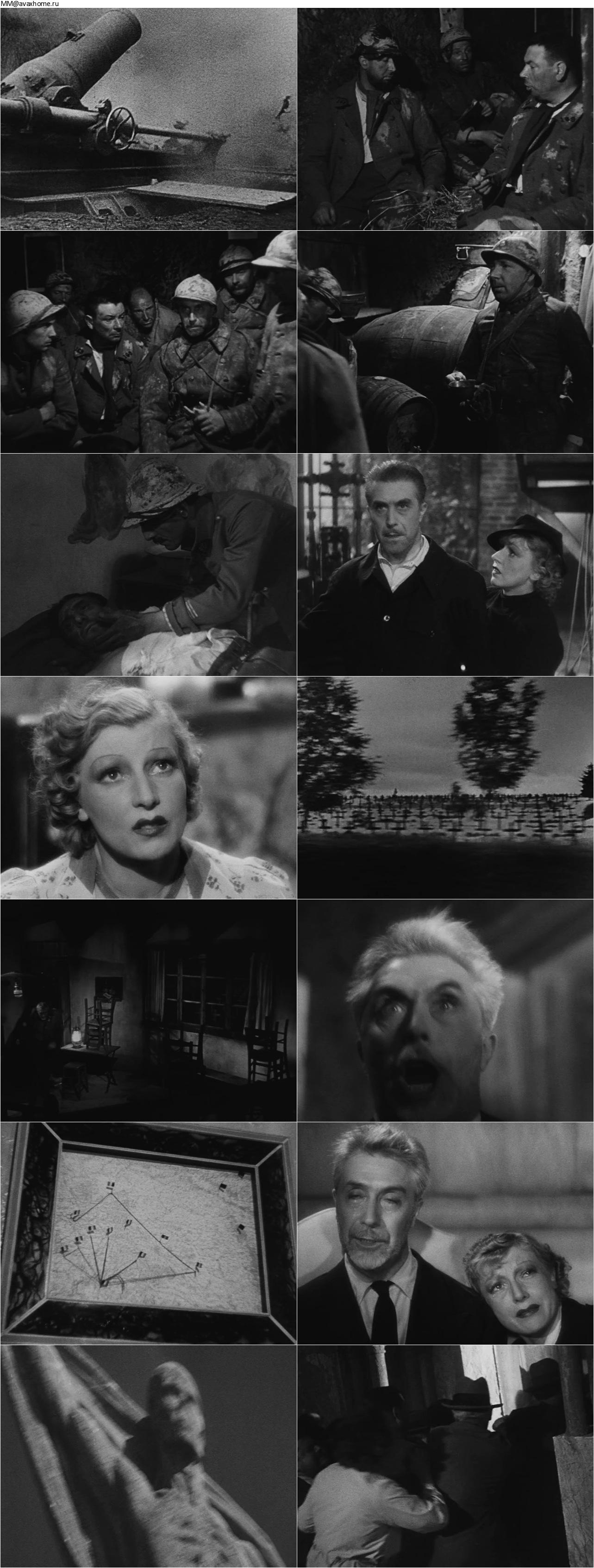 I Accuse (1938) J'accuse!