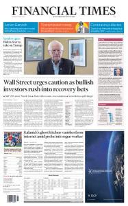Financial Times Asia - April 9, 2020