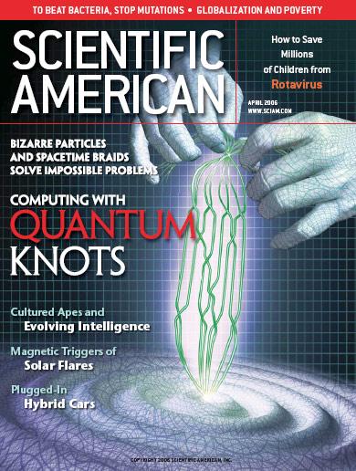 Scientific American - April 2006