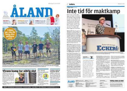 Ålandstidningen – 15 juni 2020