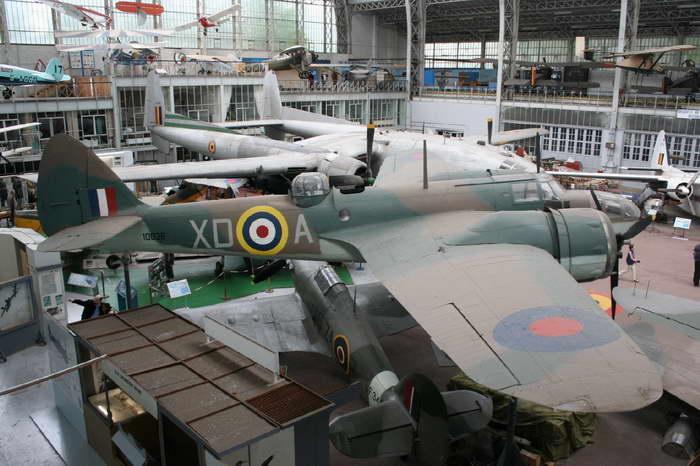 Bristol Blenheim Mk IV Walk Around