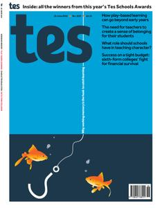 Times Educational Supplement - June 28, 2019